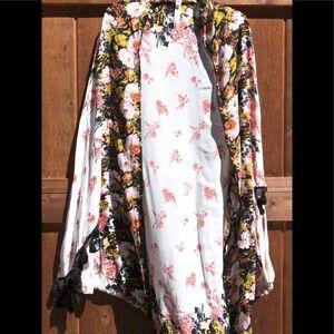 Free people kimono